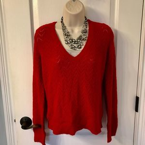 New York & Company Red Sweater! 🎉